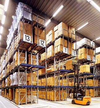 SAP WM - Warehouse Management